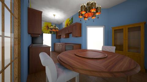 Connies Kitchen - Classic - Kitchen  - by ConnieRamseyer