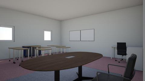 Classroom - Office  - by parkerhughes