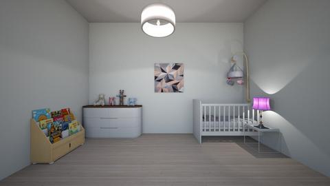 Baby Nursery - by Zoe Schmideg
