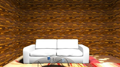 Rugs and wood - by des