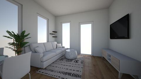 V saue elutubakook - Living room  - by marionrannu