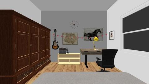 take1 - Bedroom  - by msnndt