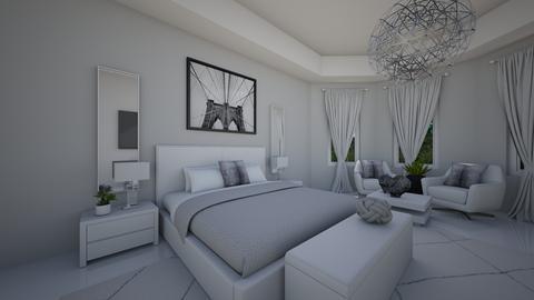 Master Bedroom - Bedroom  - by Sunshine Girl