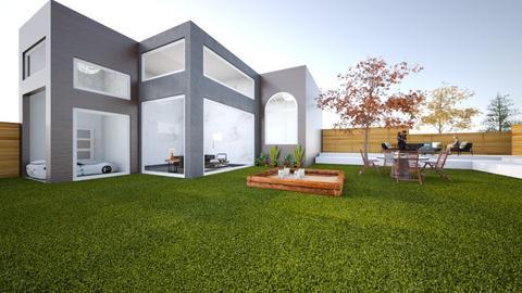 Dream backyard - Garden  - by Wensday