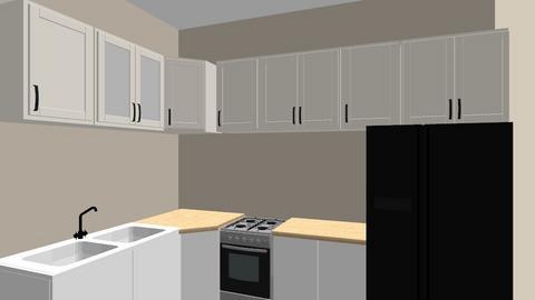 Kitchen 2 - Kitchen  - by tarisnadevina