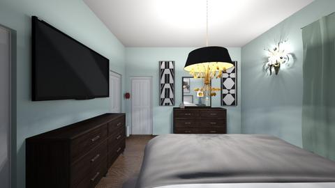 Forever Home _Bedroom - Bedroom  - by Teacher Tita