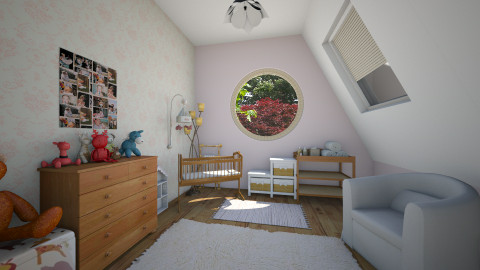 Baby room - Kids room - by LanaShaina