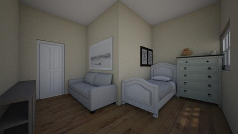 Lillith Seaver - Classic - Bedroom  - by lillith seaver