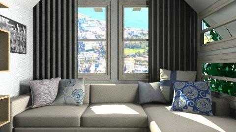 Cofortable - Living room - by vanessa_designs