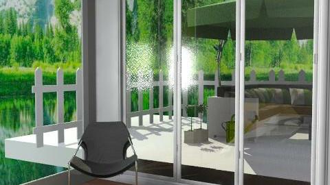 green garden - Classic - Garden  - by ARMIDA 1
