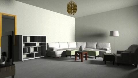 Finest Falabella - Living room  - by sherbetlollipop