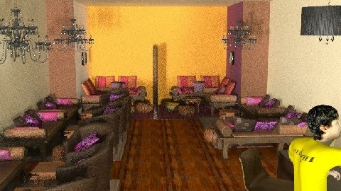 CHICHA vue d'ensemble 5 - Dining Room - by coachdeco