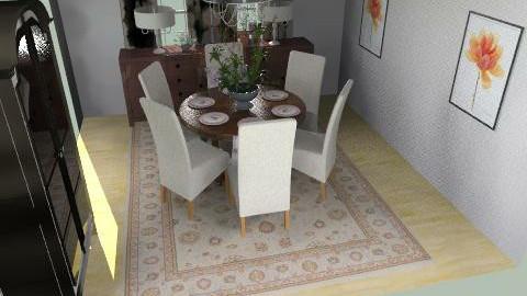 Formal Dining Room - Dining Room  - by lmbenin
