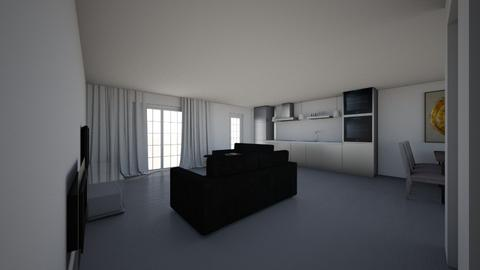 jan - Living room  - by Jan wolters