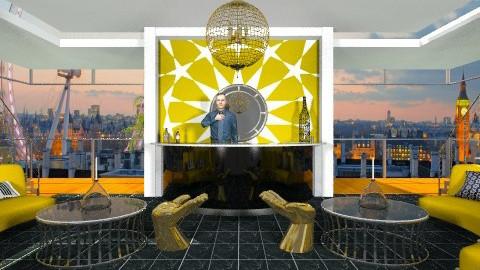 Sunny - Modern - Office  - by Nicky West