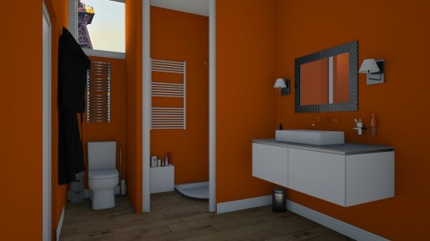 bethoom - Bathroom - by douaeazami12