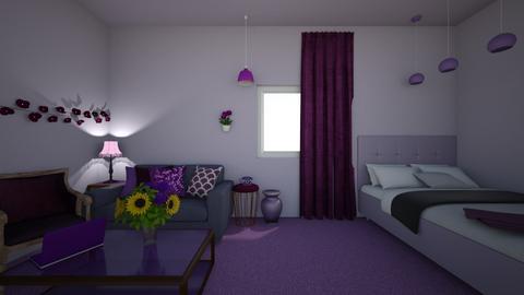 Purple - Modern - by tathianhduong2009
