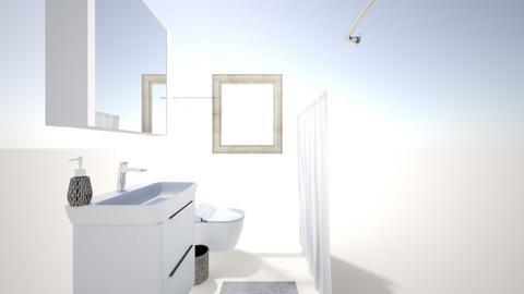 bathroom - Classic - Bathroom  - by sveawick