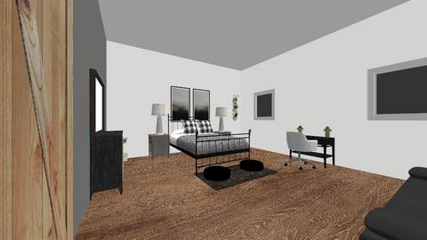 fcs room 6th  - Bedroom  - by moyeaubr12