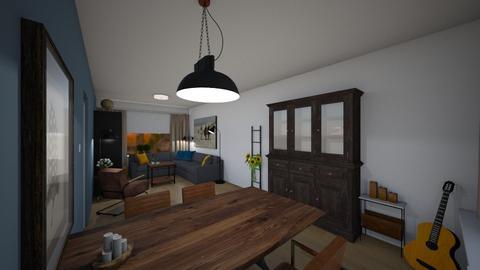 My real life living room - Living room  - by Noa Jones