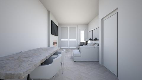 Dining Room 2 - Living room  - by mbennett111