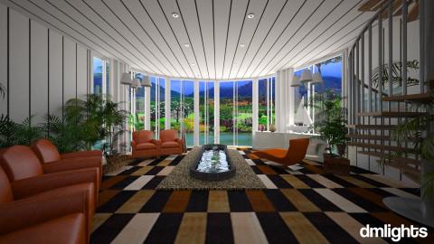 Vineyard Beauty - Living room  - by DMLights-user-994237