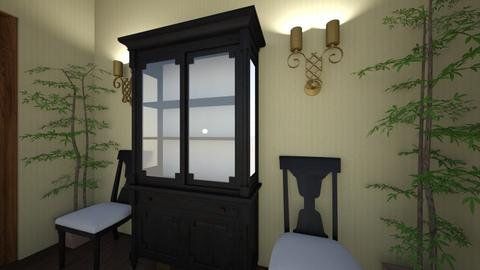 Gallerie - Classic - Dining room  - by almecor2311