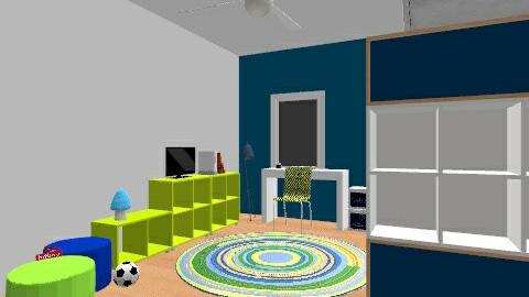 Matliy Nursery - Eclectic - Kids room  - by jessie1