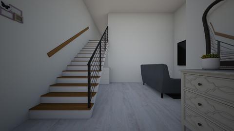 Living Room - Minimal - Living room  - by RoniRaindrop