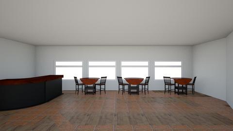 Kantine 3 - Vintage - Dining room  - by marcaado