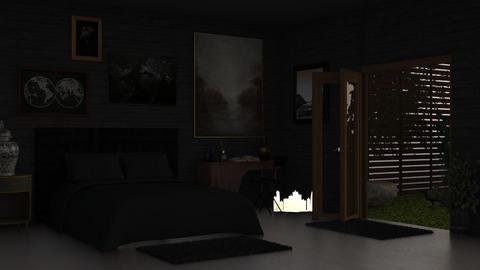 drear to me - Bedroom  - by RaeCam