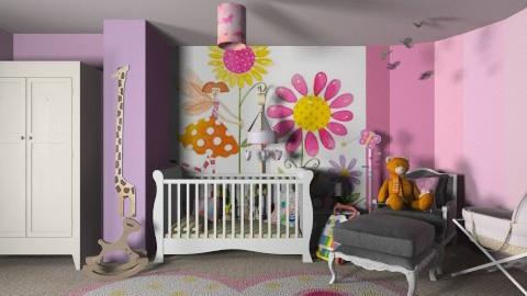 Sweet baby room - Modern - Kids room  - by Caci86