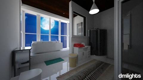 Urban nigths - Bathroom - by DMLights-user-992086