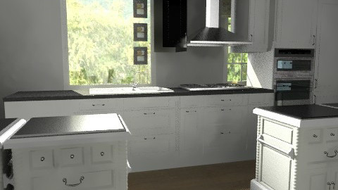 Cooking&dining - Classic - Kitchen  - by pkati