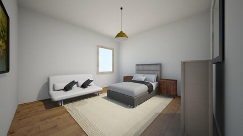 Dormitorio 1  - Bedroom - by Marco Olivos