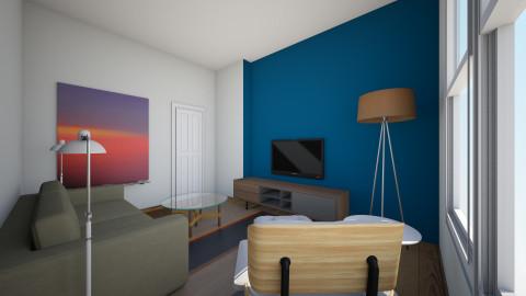 Media Room - by sethvdb