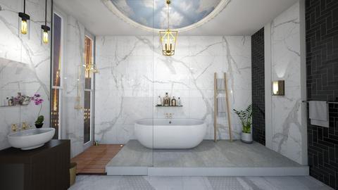 Luxury Bathroom - Modern - Bathroom  - by orpitaazmiri