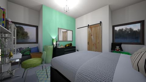 Addis future room - Modern - Bedroom - by anni_riley