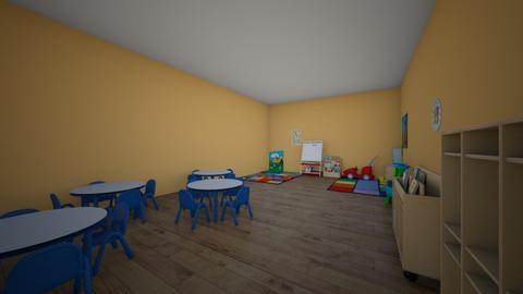 Preschool - by gwenfinn