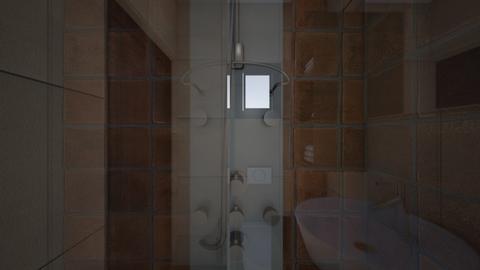 baie jos - Bathroom - by nistor1982