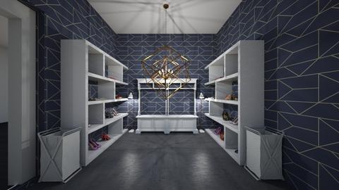 alia and mikes closet - Modern - by DelilahRose04