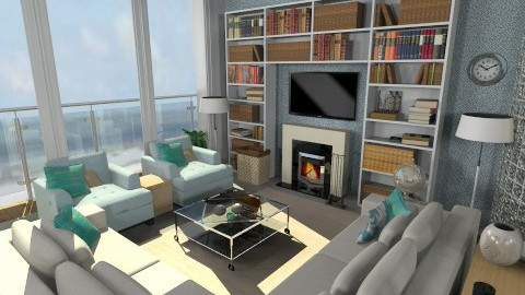 Liveroom - Modern - Living room  - by Tim VB