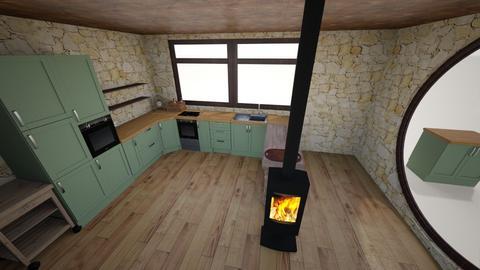 v - Kitchen  - by kahya