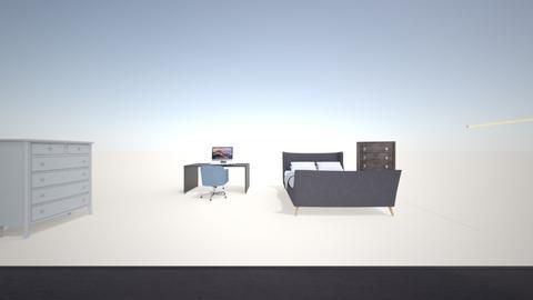 Bedroom gaming - Bedroom  - by Allan20