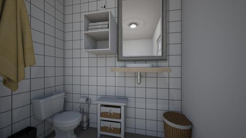 bb - Bathroom  - by kara1146