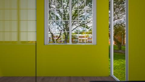 Reception view2 - Office  - by Jeycie Designs