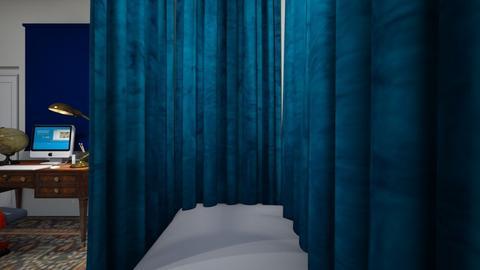 Ravenclaw Teen 4 - Bedroom  - by SammyJPili