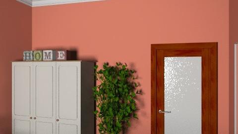 2 Gyerek szobája3c1 - Minimal - Kids room  - by Vargn Nagy Ceclia