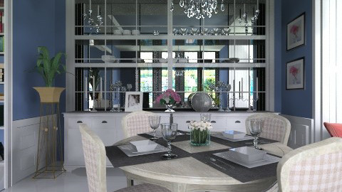 BWMF - Classic - Dining room  - by XValkhan