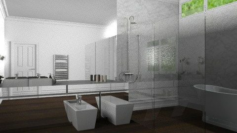 Meet Jane - Modern - Bathroom  - by Carliam